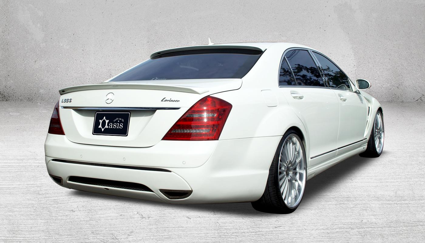 Mercedes-Benz S500L/W221